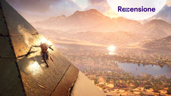 <strong>Assassin's Creed Origins</strong> - Recensione