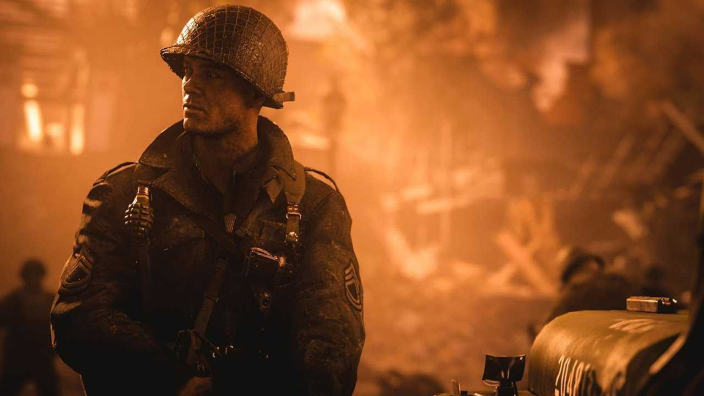 Classifica hardware e software in Giappone (5/11/2017), Call of Duty: WWII