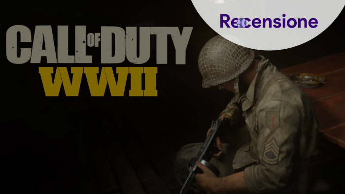 <strong>Call of Duty WW2</strong> - Recensione