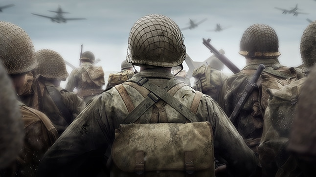 Call of Duty: WWII riceve la sua prima Patch