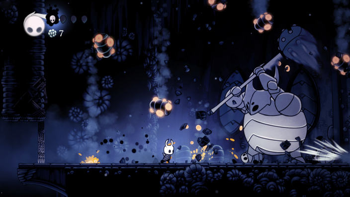 Hollow Knight per Nintendo Switch rimandato ai primi mesi del 2018