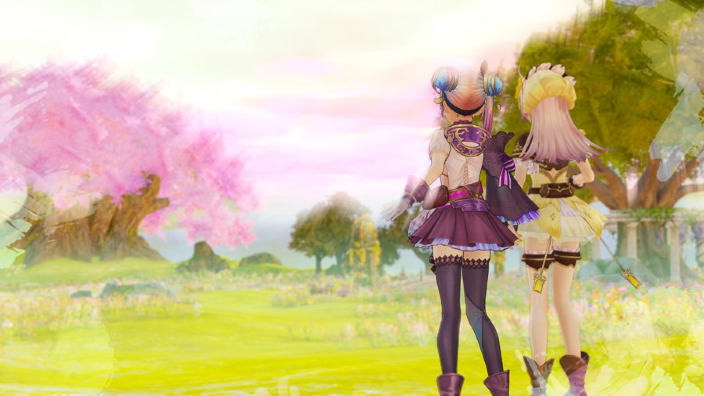 Data di uscita europea per Atelier Lydie & Suelle: The Alchemists and the Mysterious Paintings