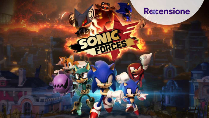 <strong>Sonic Forces</strong> - Recensione
