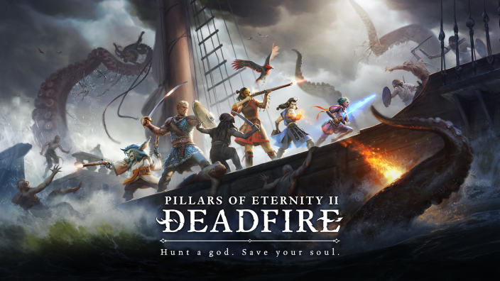 Pillars of Eternity II Deadfire si mostra con un trailer di gameplay