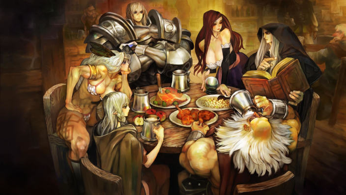 Dragon's Crown Pro dedica un trailer all'Elfa, all'Amazzone e al Guerriero