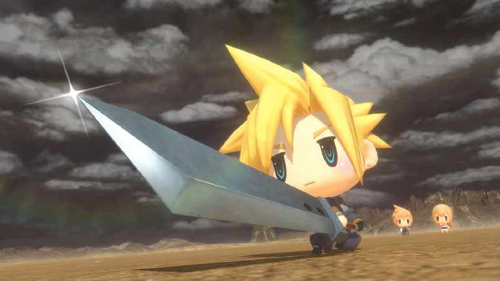 World of Final Fantasy approda su dispositivi iOS e Android, ma con alcune sostanziali differenze