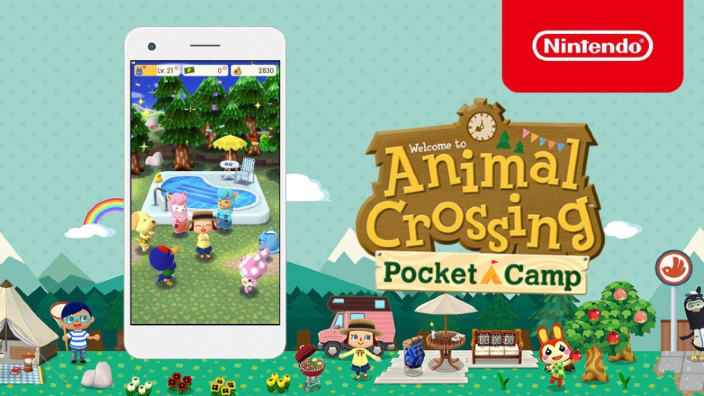 Animal Crossing Pocket Camp è disponibile per iOS e Android