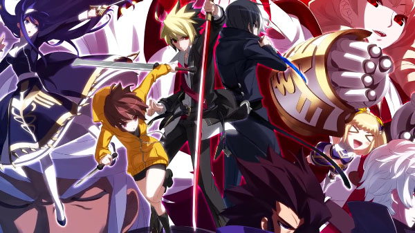 Under Night In-Birth Exe:Late[st] ha una data d'uscita europea