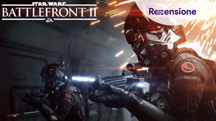 <strong>Star Wars Battlefront 2</strong> - Recensione