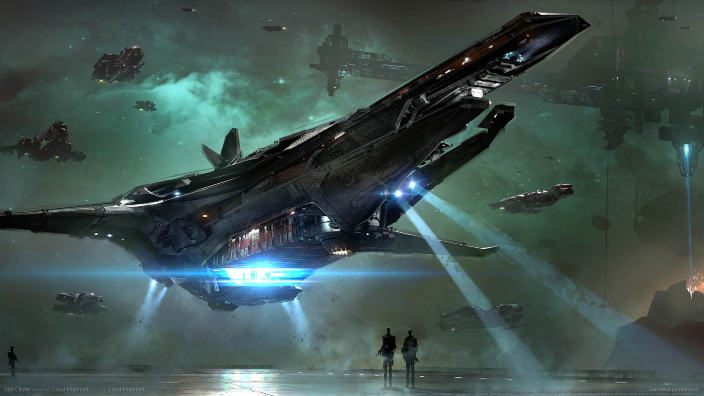 Star Citizen, un'ora di gioco a 4K