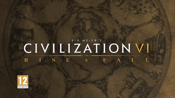 Annunciata Rise and Fall, prima espansione di Civilization VI