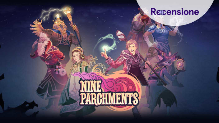 <strong>Nine Parchments</strong> - Recensione