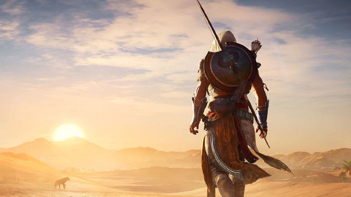 La quinta offerta di Natale sul PlayStation Store è Assassin's Creed Origins