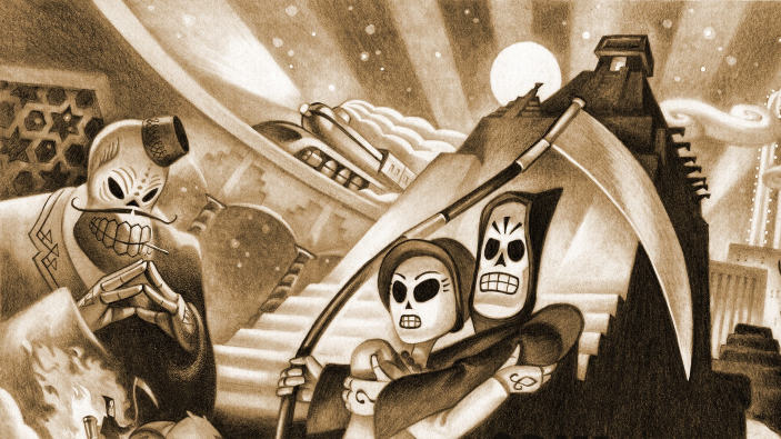 GOG regala Grim Fandango Remastered