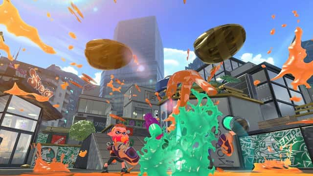 La modalità Vongol gol è ora disponibile in Splatoon 2