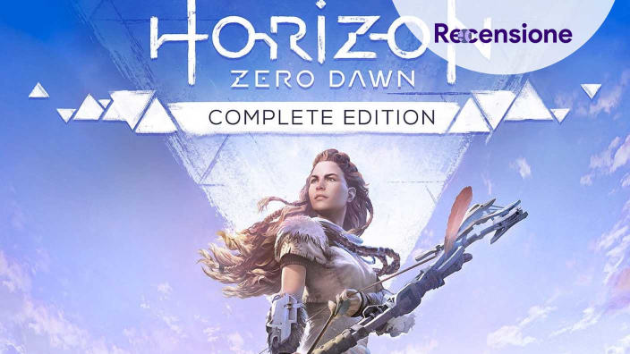 <strong>Horizon Zero Dawn Complete Edition</strong> - Recensione