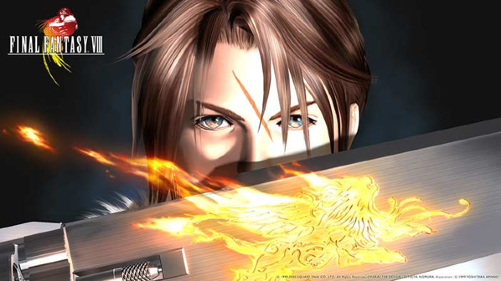 Final Fantasy VIII riceverà un porting per PlayStation 4 e iOS