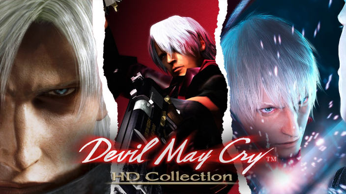Svelati nuovi scatti per la Devil May Cry HD Collection