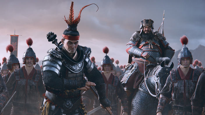 Annunciato Total War: Three Kingdoms
