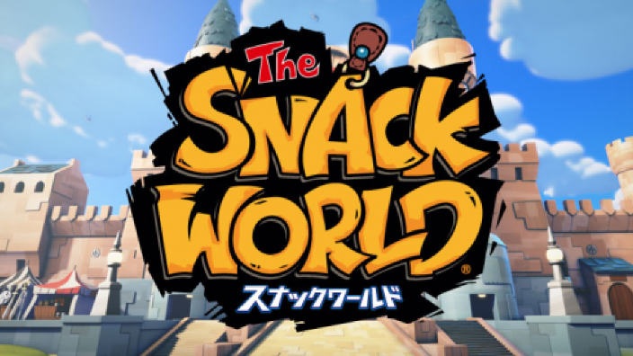 The Snack World in arrivo su Nintendo Switch