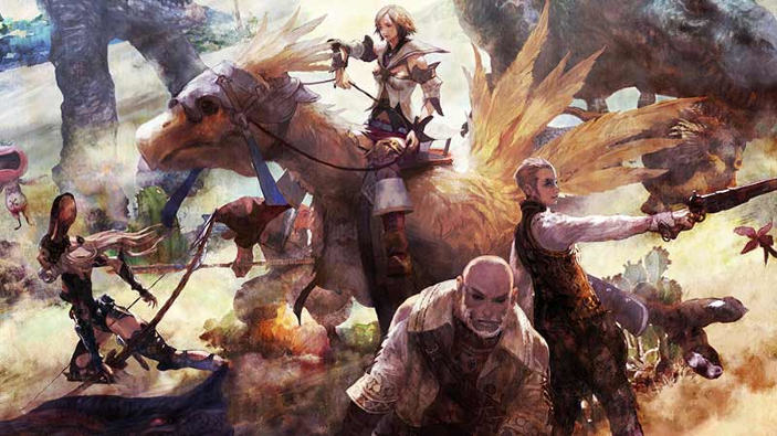 Final Fantasy XII: The Zodiac Age annunciato per PC con Collector's Edition e diverse migliorie