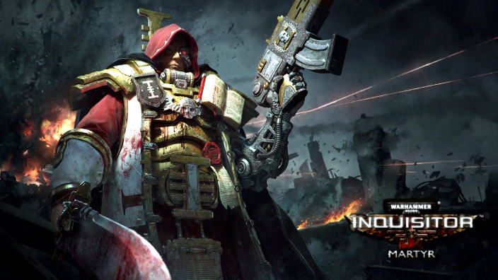 Warhammer 40.000 Inquisitor - Martyr riceve la campagna single player