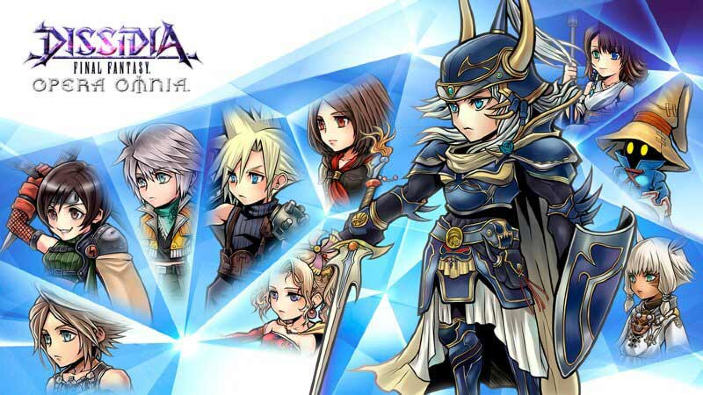 Dissidia Final Fantasy: Opera Omnia arriva in Occidente quest'inverno