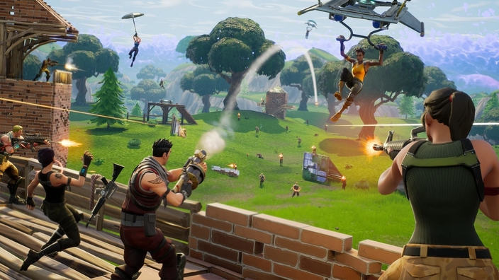 Fortnite supera i 40 milioni di download