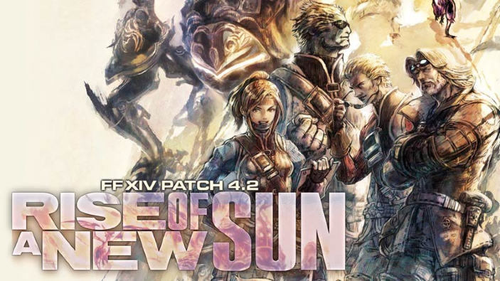 "Final Fantasy XIV, trailer e data per la patch 4.2 ""Rise of a New Sun"""