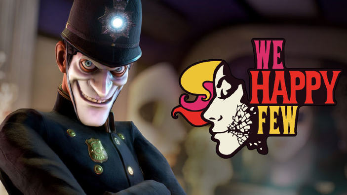 We Happy Few è stato posticipato in estate