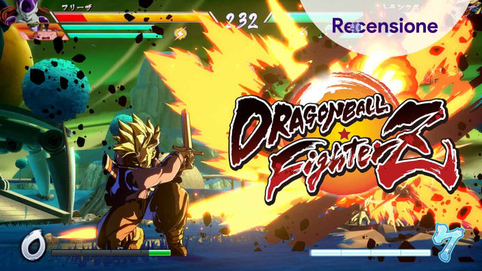 <strong>Dragon Ball FighterZ</strong> - Recensione