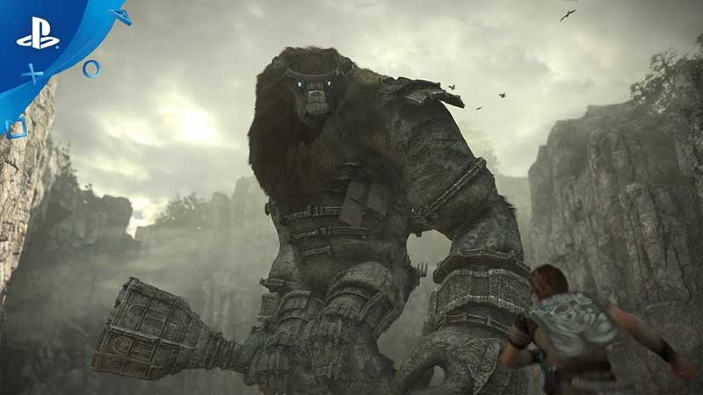 Shadow of the Colossus nei primi 15 minuti di gameplay