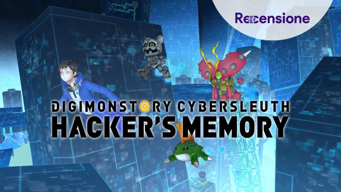 <strong>Digimon Story: Cyber Sleuth Hacker's Memory</strong> - Recensione
