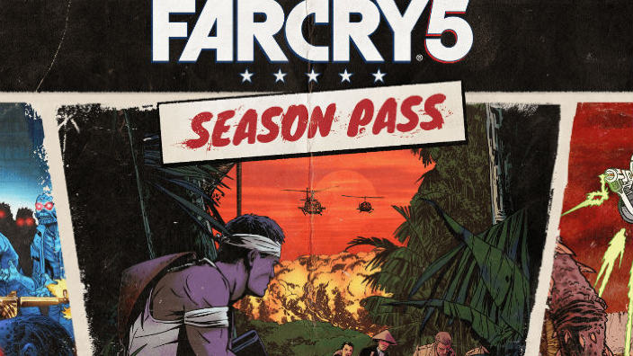 Svelati i contenuti del Season Pass di Far Cry 5