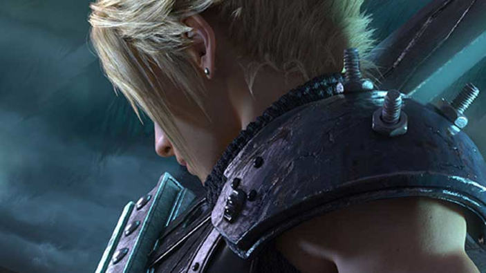 Cloud in Final Fantasy VII Remake cambia look