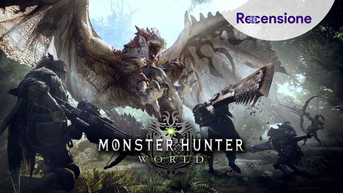 <strong>Monster Hunter: World</strong> - Recensione