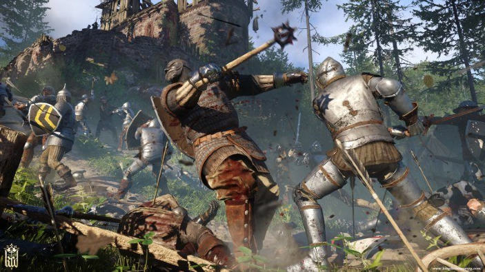 Kingdom Come Deliverance avrà una patch al day-one di 23 GB