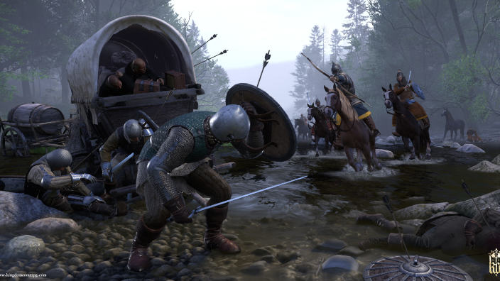 Kingdom Come Deliverance vende 500.000 copie, patch in arrivo