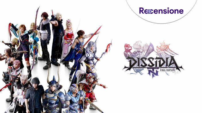 <strong/>Dissidia Final Fantasy NT</strong> - Recensione