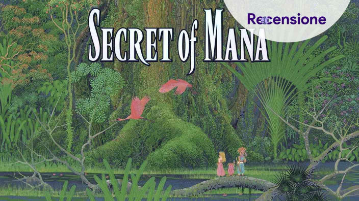 <strong>Secret of Mana</strong> - Recensione