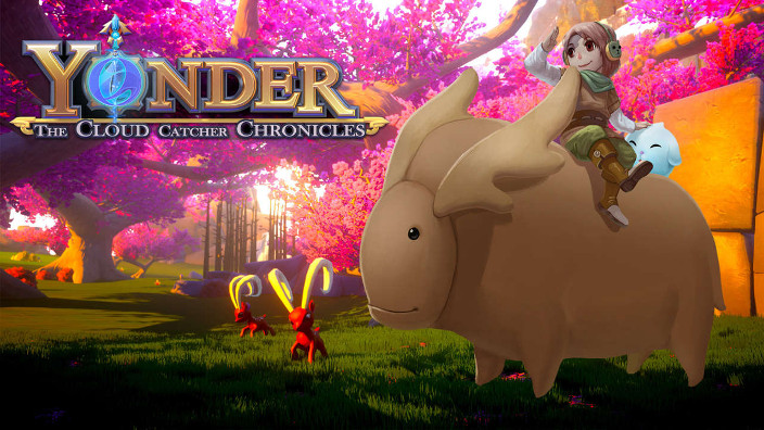 Amazon Germania svela Yonder: The Cloud Catcher Chronicles per Nintendo Switch