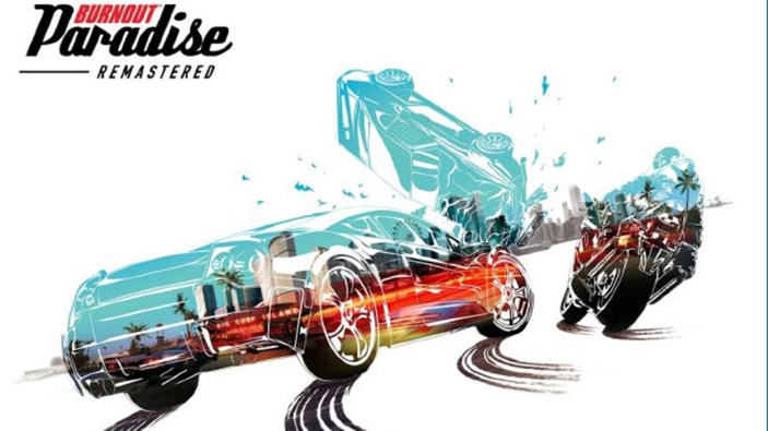 Svelato Burnout Paradise Remastered per PlayStation 4, Xbox One e PC