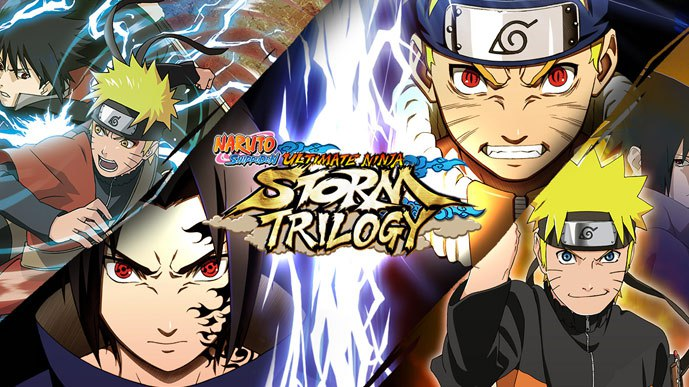 Naruto Shippuden UNS Trilogy in arrivo su Nintendo Switch