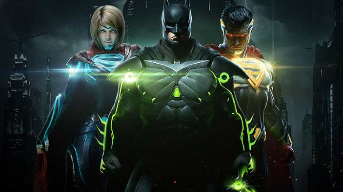 Injustice 2 riceve una Legendary Edition comprendente tutti i DLC