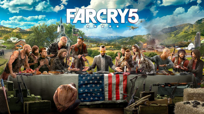 Far Cry 5 nuovo video dedicato al villain