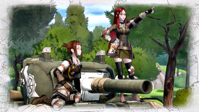 Valkyria Chronicles 4 presenta il battle system con un trailer dedicato