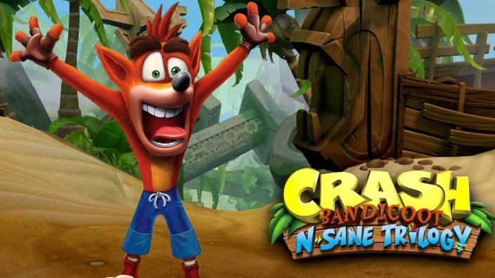 Crash Bandicoot N. Sane Trilogy diventa multipiattaforma