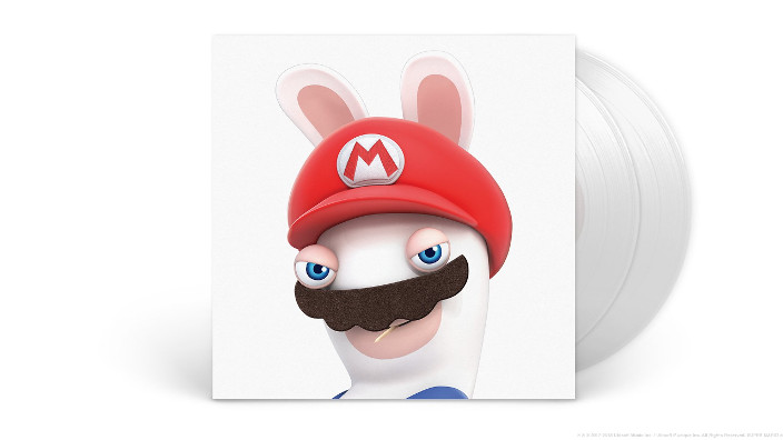 La colonna sonora di Mario + Rabbids Kingdom Battle presto in vinile