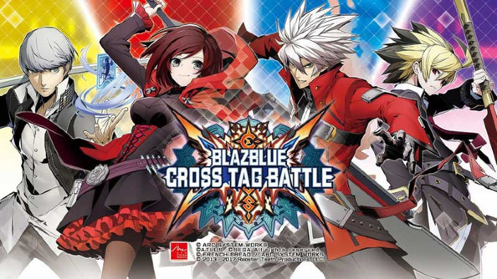 BlazBlue Cross Tag Battle arriverà quest'estate in Europa