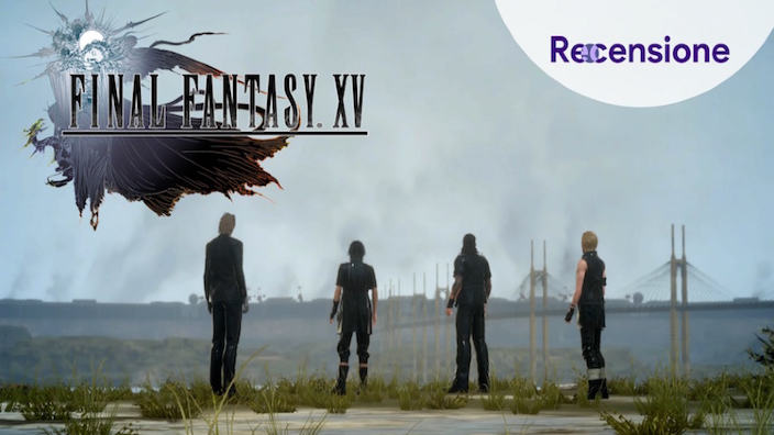<strong>Final Fantasy XV Royal Edition</strong> - Recensione